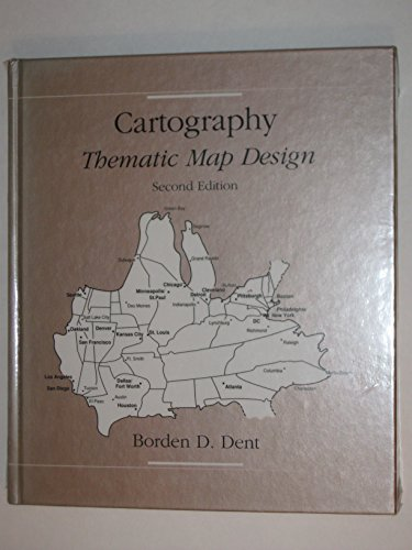 9780697079916: Cartography: Thematic Map Design