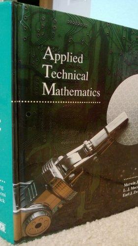 9780697085436: Applied Technical Math