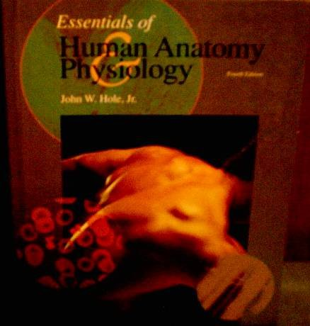9780697097033: Essentials of Human Anatomy Physiology