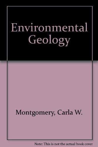9780697098115: Environmental Geology