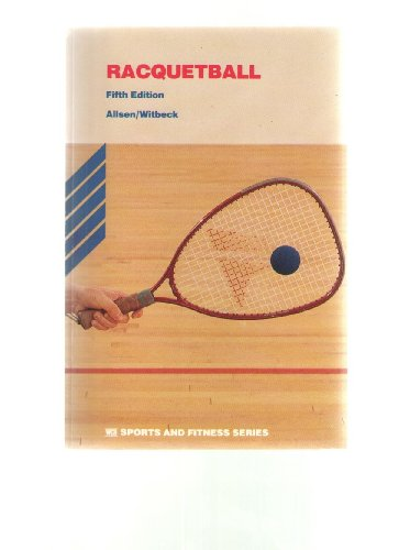9780697100603: Raquetball (Sports and Fitness Series)