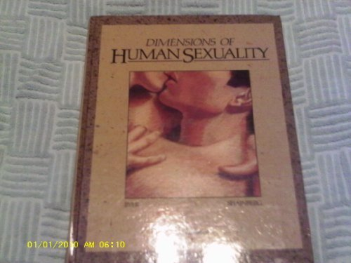 9780697100689: Dimensions of Human Sexuality