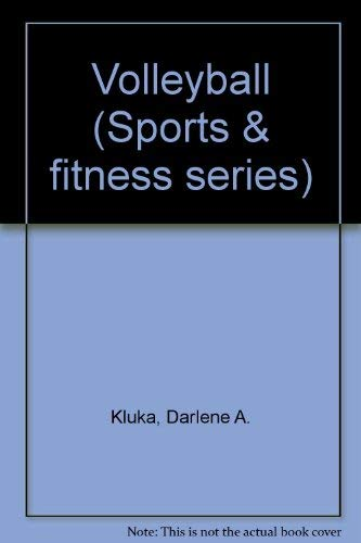 9780697101198: Volleyball (Sports and Fitness Series)