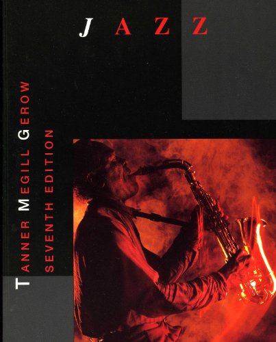 Jazz/Book and Audio Cassette: Paul O.W. Tanner,