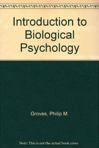 9780697104595: Introduction to Biological Psychology