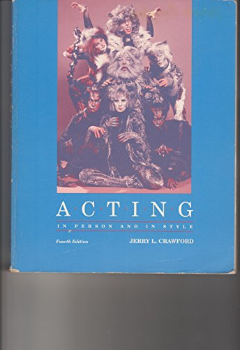 9780697107183: Acting in Person and in Style