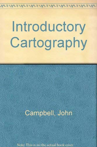 9780697108265: Introductory Cartography