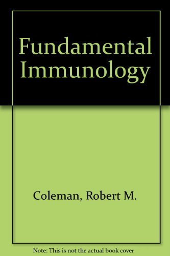 9780697113108: Fundamental Immunology