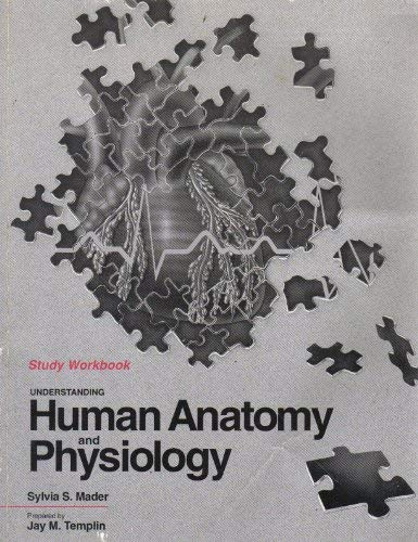 9780697120427: Study Workbook for Understanding Human Anatomy and Physiology