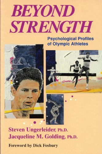 9780697120588: Beyond Strength: Psychological Profiles of Olympic Athletes