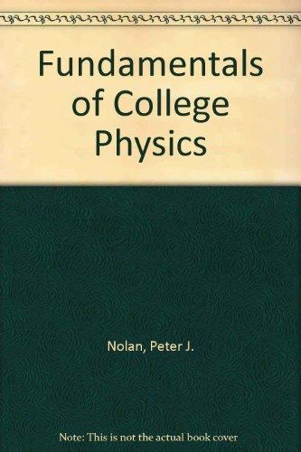 9780697121455: Fundamentals of College Physics