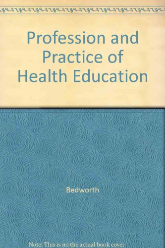 9780697121608: The Profession and Practice of Health Education