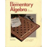 Principles of elementary algebra with applications