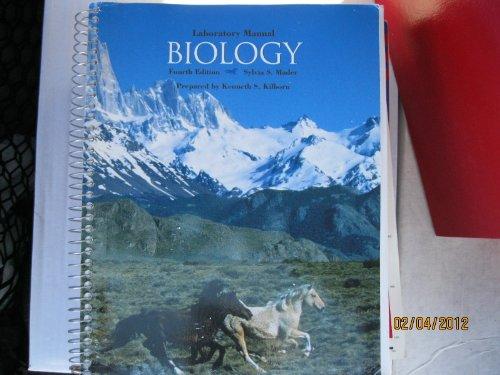 9780697123862: Biology: Laboratory Manual to 4r.e