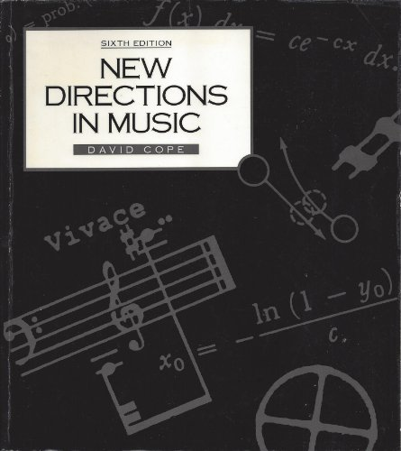 9780697124951: New Directions in Music