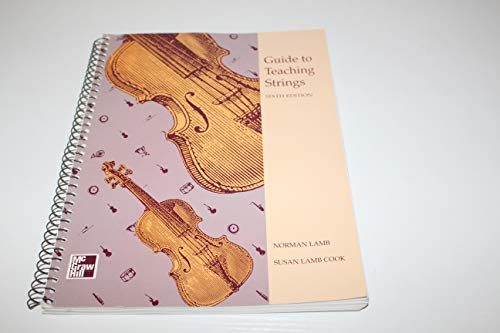 9780697124999: Guide To Teaching Strings