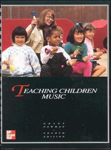 9780697125408: Teaching Children Music: Fundamentals of Music and Method
