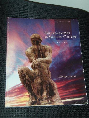9780697125620: Humanities Western Culture 3e/Brie