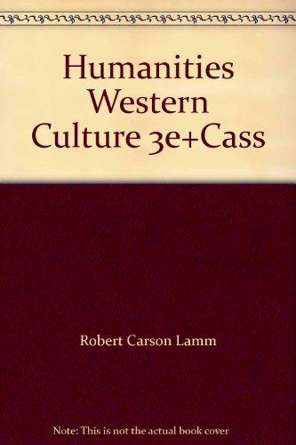 Humanities Western Culture 3e+Cass: n/a