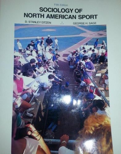 9780697126252: Sociology of North American Sport