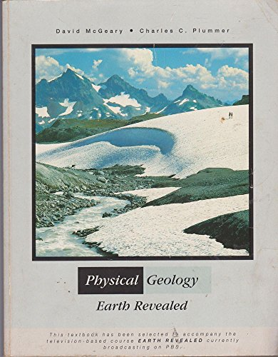 9780697126870: Physical Geology: Earth Revealed