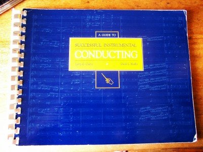 9780697126948: A Guide To Successful Instrumental Conducting