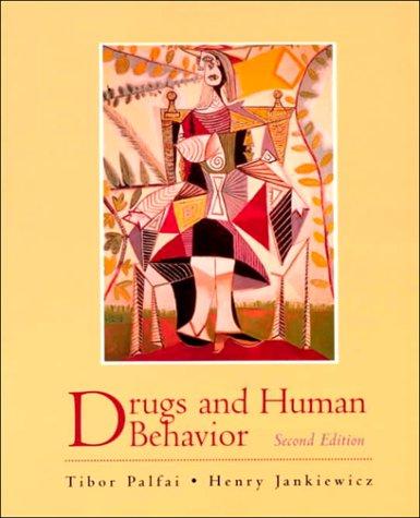 9780697127136: Drugs & Human Behavior