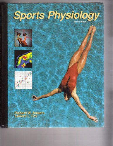 9780697130082: Sports Physiology