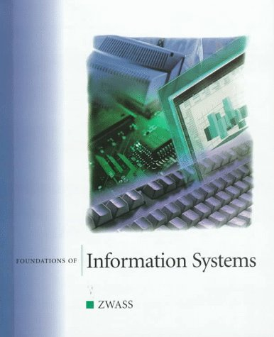 9780697133120: Foundations of Information Systems