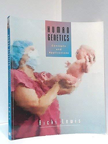 Human Genetics: Lewis, Ricki