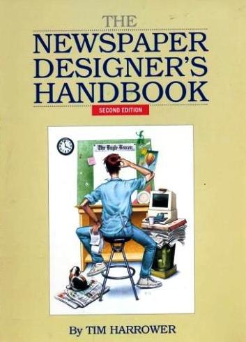 9780697133823: The Newspaper Designer's Handbook