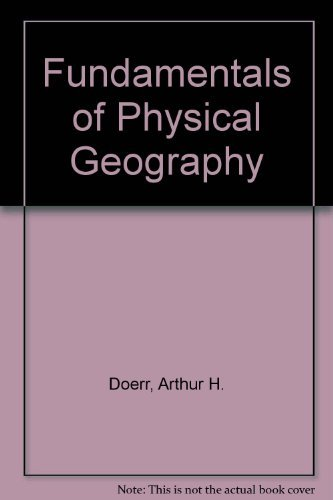 9780697135902: Fundamentals of Physical Geography