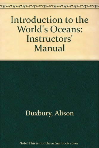 an introduction to the analysis of oceanography Instructor(s): sea education association oceanography faculty  lab exercises  and data analysis exercises: these exercises will introduce you to typical  work  to be undertaken at sea, including an introductory literature review, a statement.