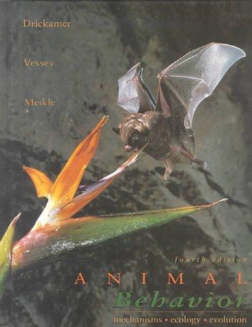 9780697136428: Animal Behavior: Mechanisms, Ecology, and Evolution