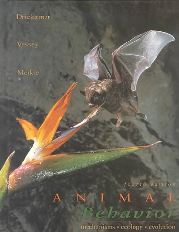9780697136428: Animal Behavior: Mechanisms, Ecology, and Evolution