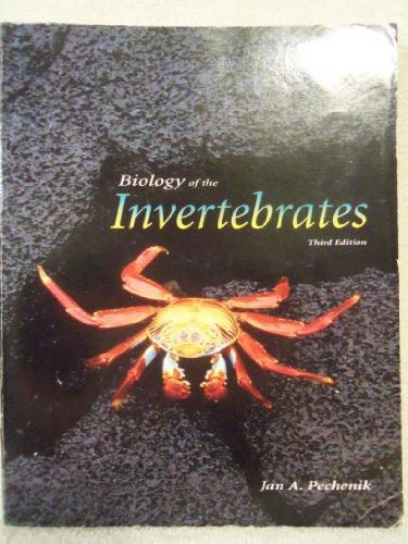 9780697137128: Biology of the Invertebrates, Third Edition