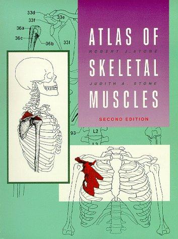 9780697137906: Atlas of the Skeletal Muscles