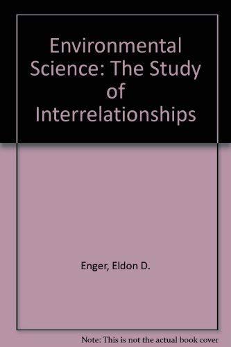 Environmental Sciences: Eldon D. Enger