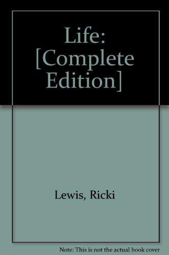 Life: Ricki Lewis