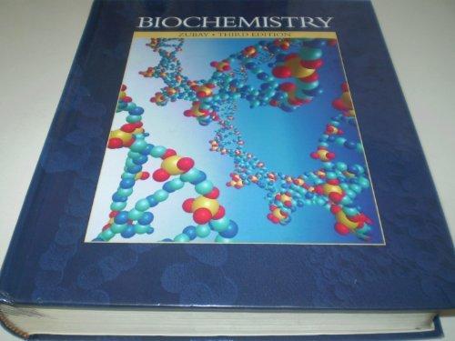 Biochemistry: G. Zubay
