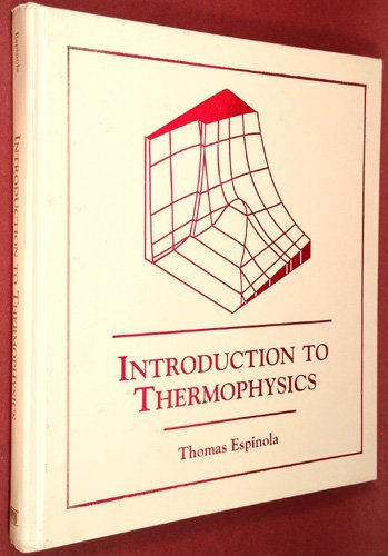9780697143228: Introduction to Thermophysics