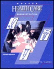 9780697143242: Modern Health Care Administration