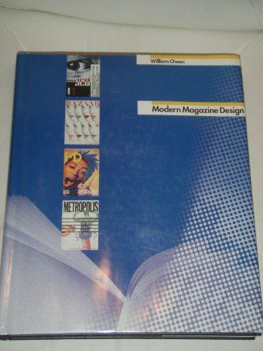 Modern Magazine Design: Owen, William