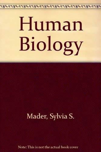 9780697159571: Human Biology
