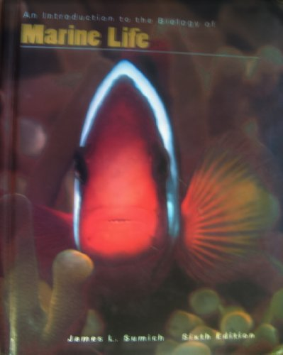 9780697159892: An Introduction to the Biology of Marine Life