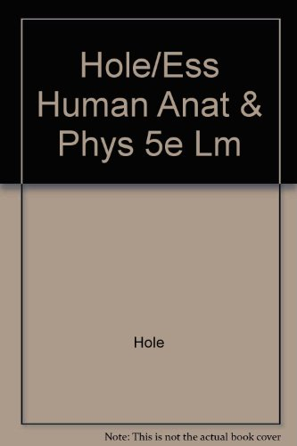 9780697160478: Essentials of Human Anatomy & Physiology: Laboratory Manual