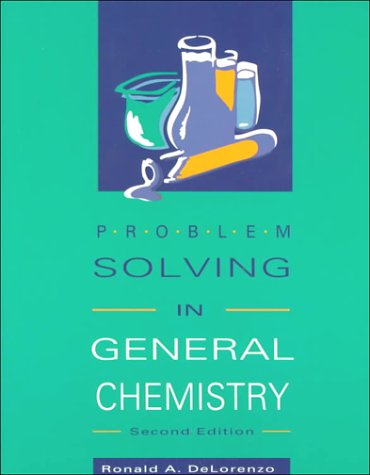 9780697164117: Problem Solving in General Chemistry