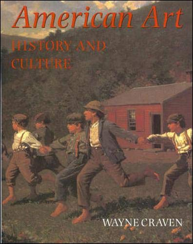 9780697167637: American Art: History And Culture
