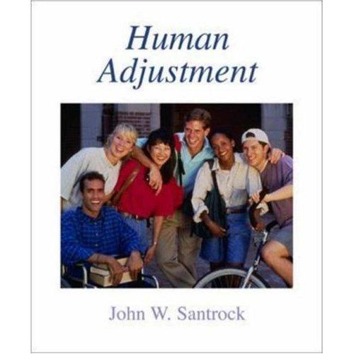 9780697171993: Human Adjustment