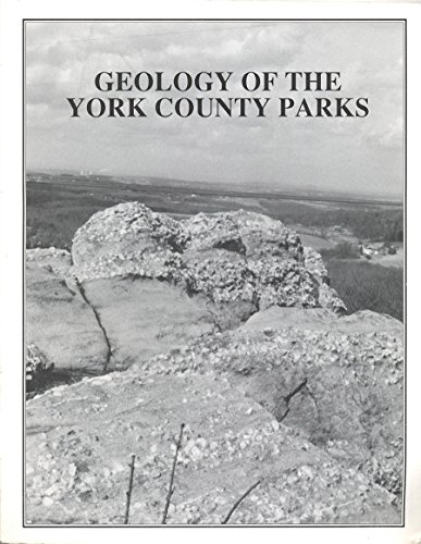 9780697200389: Geology of the York County parks